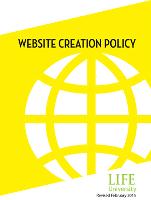 web-creation-policy