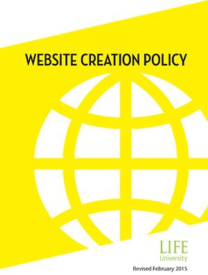 web-creation-policy